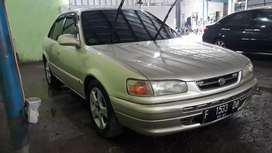 Toyota Corolla 1.6 SEG Manual tahun 1996 Mulus