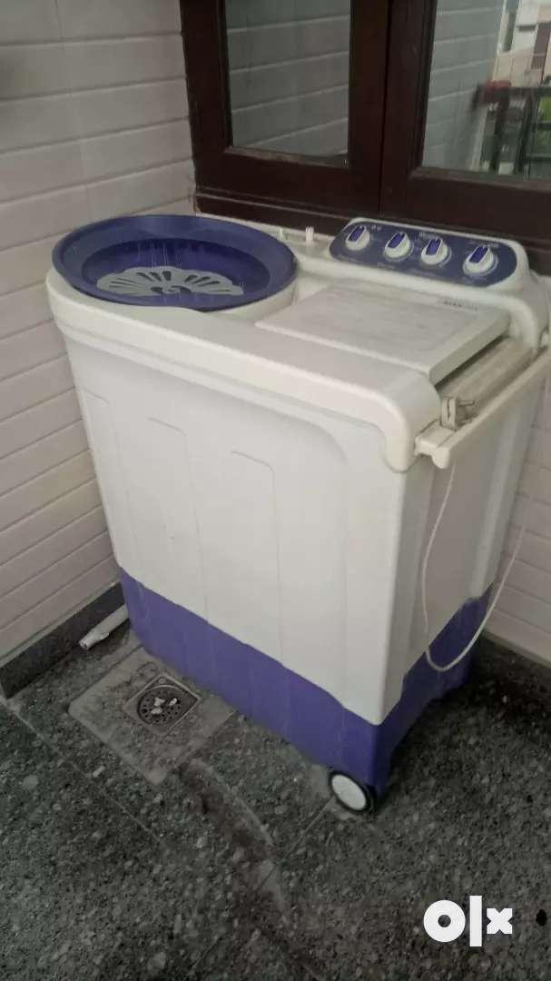 Semi automatic washing machine 0