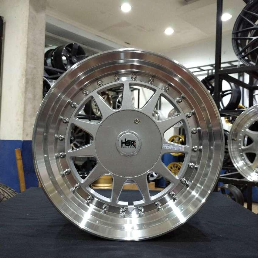 Velg Mobil Racing Celong Untuk Mobilio, Brio R15 Di VEnice Medan