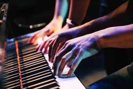 Guru les piano / keyboard / organ datang ke rumah