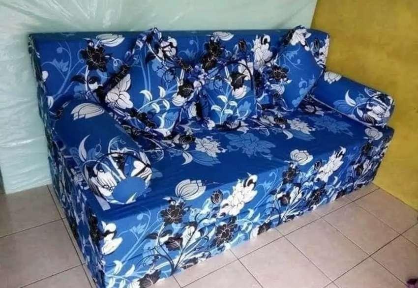 Sofabed full busa inoac 200 x 180 x 20 cm