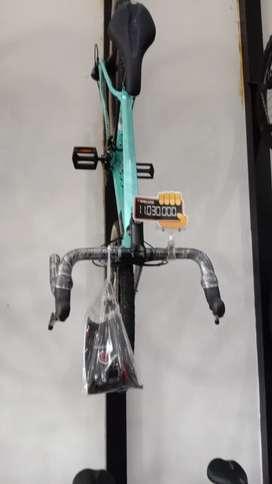 Sepeda bisa di cicil melalui Hci