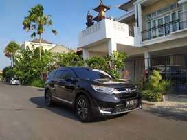 Honda CRV Prestige Turbo 2019. Low KM. asli Bali