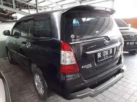 Innova Diesel 2.5 G m/t tahun 2012