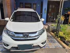 Honda BRV E 2016 putih mulus terawat 169  juta