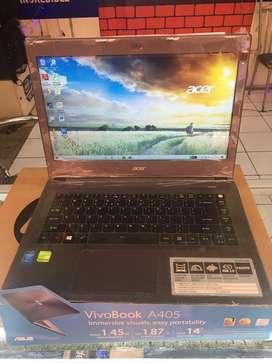 Acer E14 E5||Core i3 ||4GB