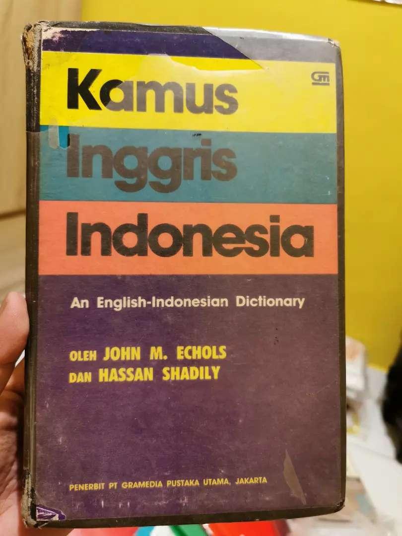 Kamus Inggris - Indonesia 0