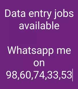 Data Entry Work With everyday Payments In Bank Account...