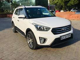 Hyundai Creta 1.6 SX Plus Auto, 2016, Diesel