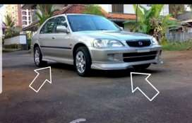 Honda City 1999-2003 Bodykit available