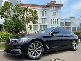 BMW 520i Luxury 2019 New Mdl G30 Black Km8000 Speedo Digital Wrnty5Thn