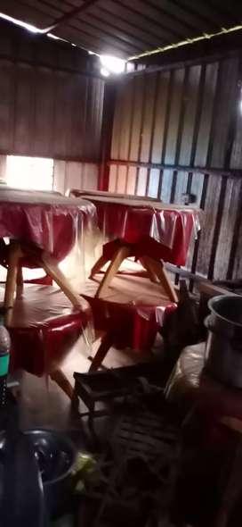 डाइनिंग टेबल कुर्सी  डी फिजर