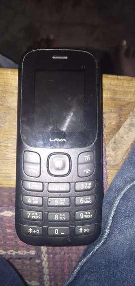 Lava mobile A1