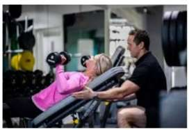 Fitness coach and Fitness consultant