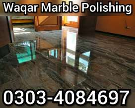 Marble Polishing, Marble Grinding, Marble Fixing All Over Lahore...