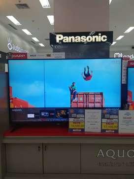 Beli Sharp tipe 4T-70AL1X gratis tv Sharp 40 inc