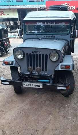 Commander  jeep