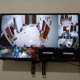 Pasang kamera cctv untuk keamanan rumah