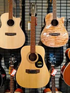 DP 200 Ribuan Cort Guitar AD810 (12 String) Cicilan Tanpa Kartu Kredit