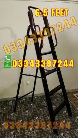 6.5 FT METAL LADDER   (SEERI)