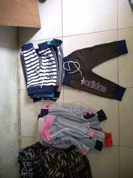 Celana jogger anak