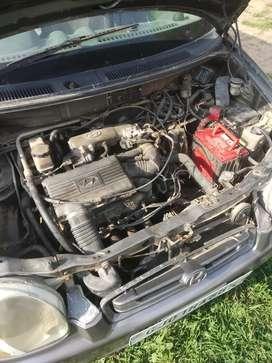 Hyundai Santro 2001 LPG 75000 Km Driven