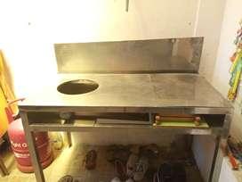 Meja Stainless Steel