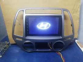 KarMen Old I20 Android Music System With Reverse Camera