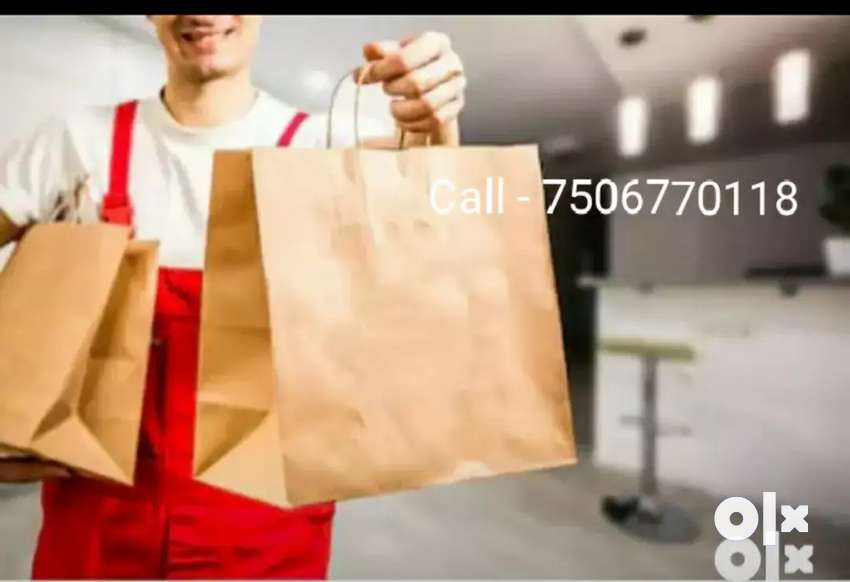 Food delivery job CALL immediately 0