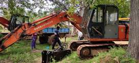 2010 TATA Hitachi Ex110 at RS.1311000 in running condition