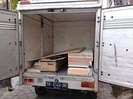 Jasa pickup box, melayani jasa pindahan dalam dan luar kota,