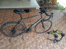 Road Bike Triban RC120