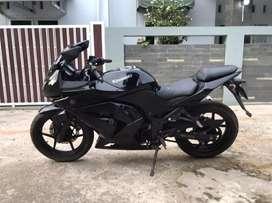 Ninja 250 karbu