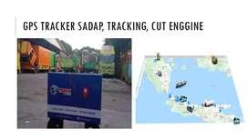 GPS TRACKER 3DTRACK + PASANG