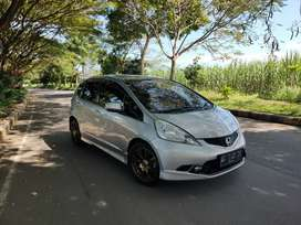 Honda Jazz RS CVT 2008. Tt yaris swift brio agya ayla