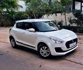 Maruti Suzuki Swift VXi 1.2 ABS BS-IV, 2018, Petrol