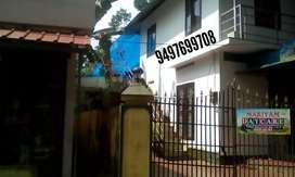 2bhk upstair for batchler Accommodation in Sankranthi Kottayam