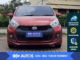 [OLX Autos] Daihatsu Sirion 1.3 A/T 2015 Orange