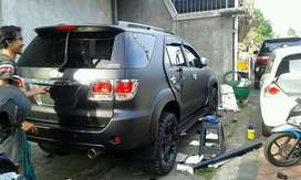Decal,  wrapping & cutting mobil motor