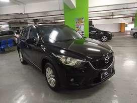 Mazda CX-5 2.5 Touring Sunroof AT Th.2013 TDP & Angsuran Terjangkau
