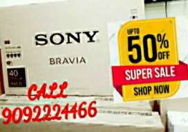 NEW SONY ANDROID SMART LED TV BEST QUALITY WARRANTY FREE WALLMOUNT
