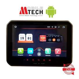 M-Tech MM-8803 IGNIS Head Unit Double Din Audio Mobil | FAJAR MOBIL |