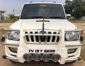 Mahindra Scorpio VLX 2WD BS-IV, 2011, Diesel