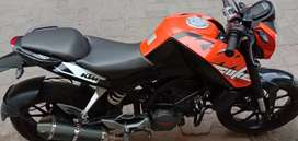 Well maintain bike first owner good condition