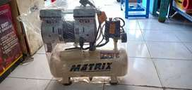 Kompresor listrik silent 3/4 hp