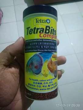 Pelet tetra bits