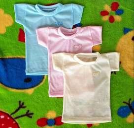 MURAH BAGUS Kaos Harian Bayi Balita [Bisa Bayar Ditempat]