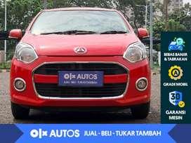 [OLX Autos] Daihatsu Ayla 1.0 X M/T 2015 Merah