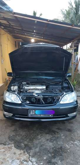 Toyota Camry 2.4G Manual 2005