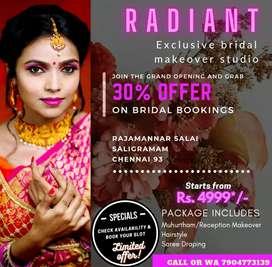 Makeup Artist in Chennai